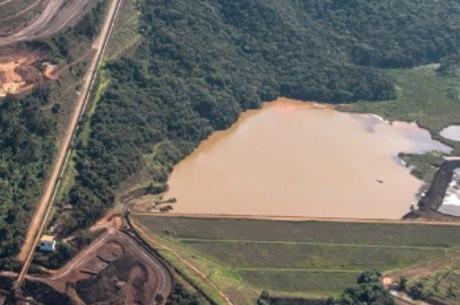 Mar de lama atingiu a cidade de Brumadinho