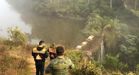 Segundo a prefeitura, barragem é irregular