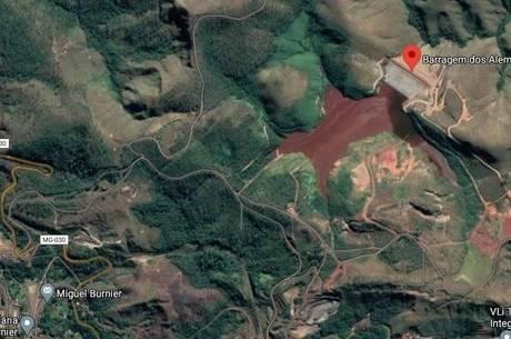 Barragem fica em distrito de Ouro Preto