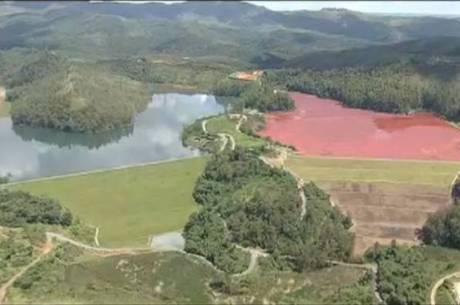 Barragem Gongo Soco fica em Barão de Cocais