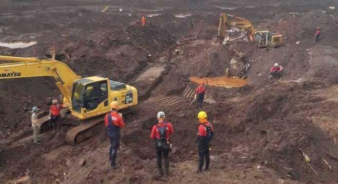 Lama da barragem atingiu área administrativa da Vale em 34 segundos