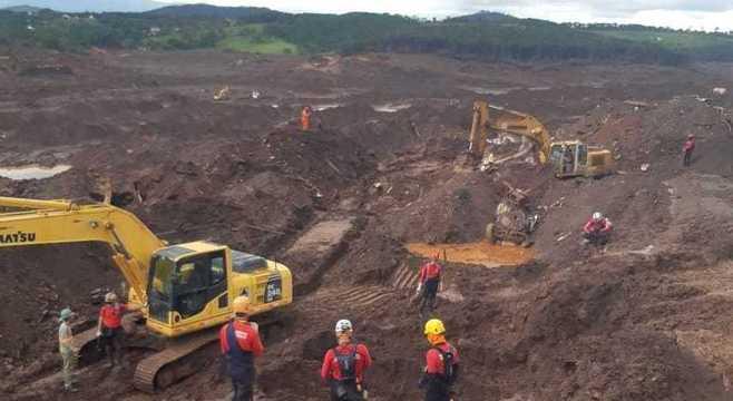 Em Brumadinho, já foram confirmadas 171 mortes