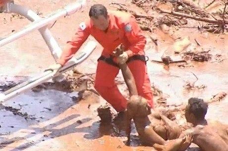 RecordTV Minas registrou resgate
