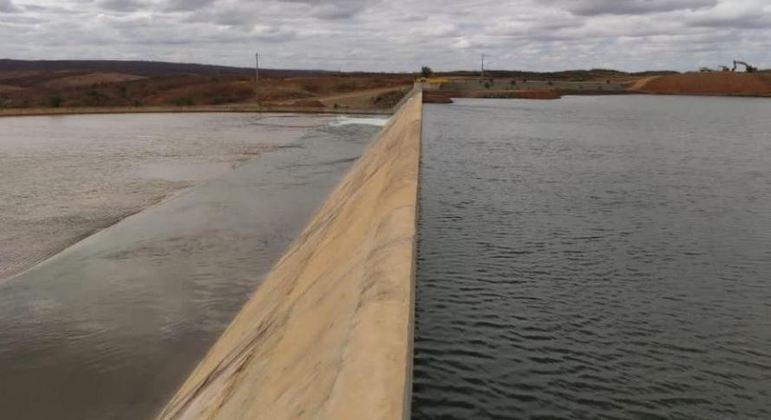 Acidente na Barragem do Atalho, no Ceará, deixa três mortos
