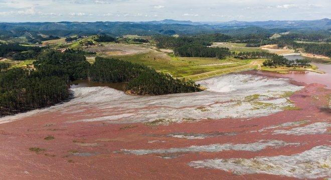 écnica usada para elevar barragens da Vale em Itabira é considerada mais segura