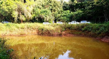 MP vistoriou barragens não cadastradas