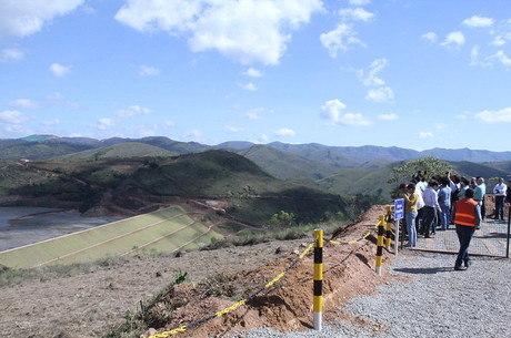Medidas valem para barragens que ficam em Ouro Preto