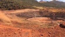 Estrutura de mineradora se rompe em Sarzedo, na Grande BH
