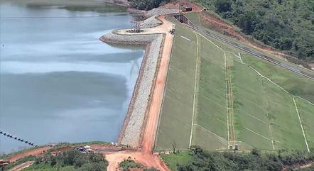 Apenas três barragens de Minas cumpriram prazo