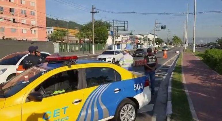 Contra covid-19, cidades da Baixada Santista reforçam fiscalização neste feriado