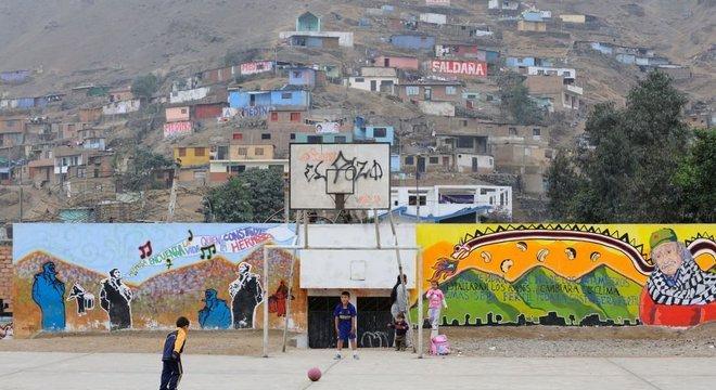 O crescimento de Lima é uma questão que preocupa as autoridades há anos
