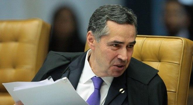 Luis Roberto Barroso, ministro do STF, foi o relator do processo