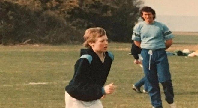 Barry Bennell quando tinha total poder sobre crianças entre nove e 15 anos