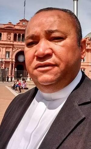 Padre Bartolomeu, suspeito de violência sexual