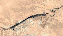 Pelo menos 10 foguetes atingem base americana no Iraque
