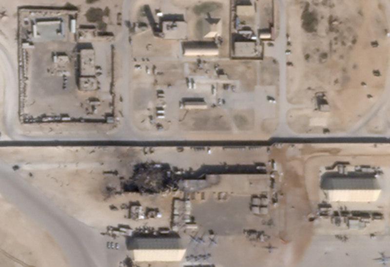 """Em discurso à nação hoje, o presidente americano, Donald Trump, disse que não houve fatalidades e que os danos materiais foram mínimos nos ataques com mísseis balísticos a duas bases em território iraquiano<br><br>Leia também: <a href=""""https://noticias.r7.com/internacional/dois-foguetes-explodem-perto-da-embaixada-dos-eua-em-bagda-08012020""""><b>Dois foguetes explodem perto da embaixada dos EUA em Bagdá</b></a><br>"""