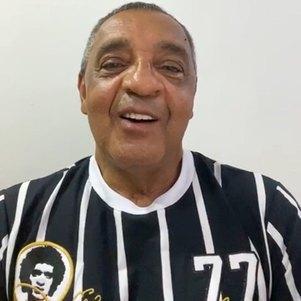 Basílio, aos 72 anos, é duro ao comentar o atual elenco do Timão