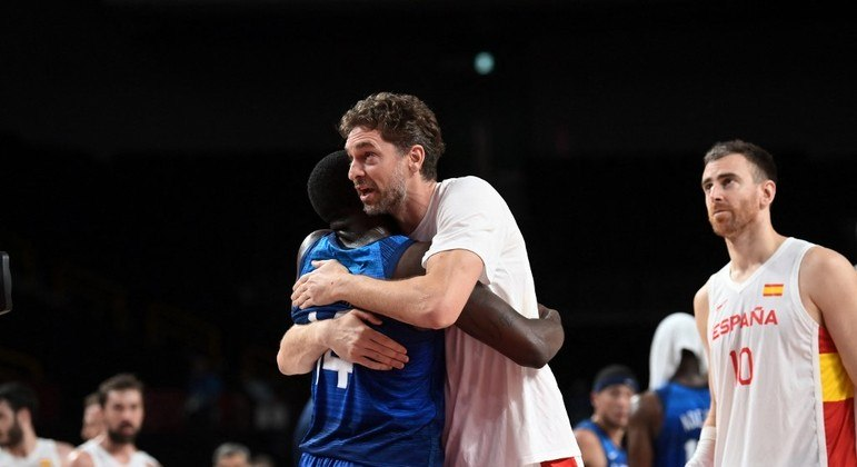 Pau Gasol anunciou que deixa a seleção da Espanha de basquete