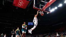 Basquete: EUA vencem Austrália e se garantem na final olímpica