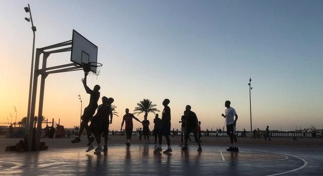 Aplicativo pode reunir amigos e encontrar locais disponíveis para prática de esporte