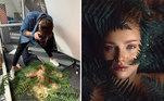 Quem vê close, não vê corre: é isso o que mostra o fotógrafoKai Böttcher, de 27 anos. Ele surpreende seus seguidores ao revelar os bastidores e truques das lindas fotos de modelos que compartilha em seu perfil no Instagram. Seu trabalho é a prova de que o cenário, a iluminação, ângulos diferentes e composições criativas com diferentes objetos podem fazer a toda a diferença na busca pelo clique perfeito