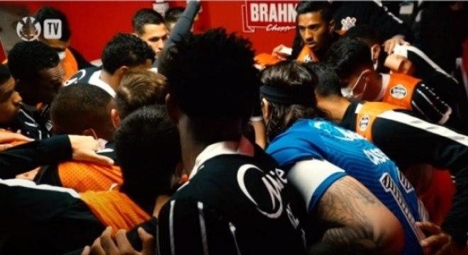 Bastidores Red Bull Bragantino x Corinthians
