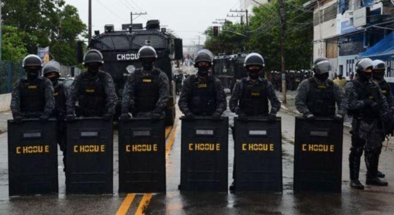 SP tem esquema especial de segurança para a manifestação na avenida Paulista