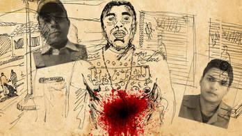 __A vida (e as mortes) de Batata: um soldado do crime organizado__ (Arte/R7)