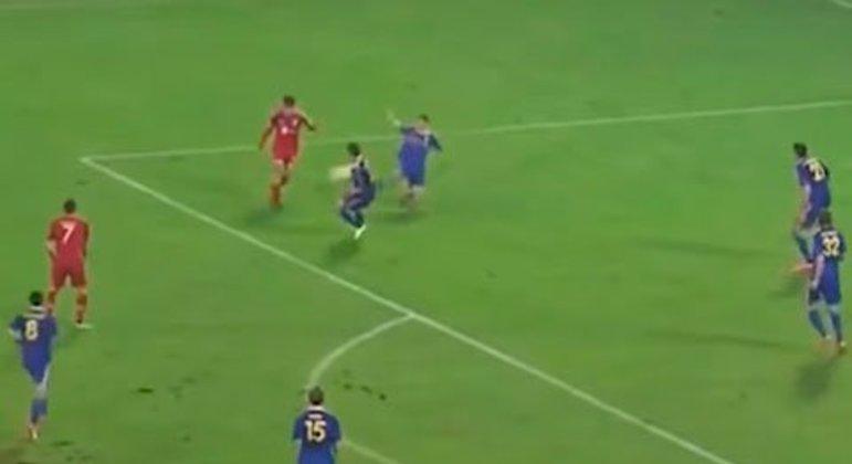 Bate Borisov 3x1 Bayern de Munique - Liga dos Campeões 2012/13 (Fase de Grupos)
