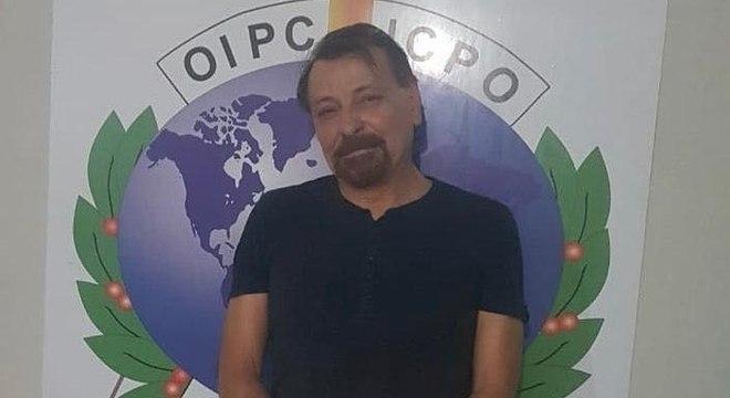 Italiano foi preso em Santa Cruz de la Sierra, na Bolívia