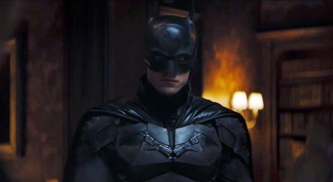 Robert Pattinson é o mais novo Batman do cinema