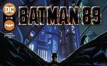 Lembra do filme do Homem-Morcego lançado em 1989? Isso, aquele mesmo com Michael Keaton interpretando Batman e com direção do Tim Burton. Pois bem, Keaton vai voltar a viver o herói no cinema. Isso vai acontecer em 2002, no filme do Flash. A história mostrará linhas temporais diferentes e, com isso, teremos, por exemplo, dois Batmen. Michael Keaton, que é a versão de 1989 vai se encontrar com o Morcegão de moderno interpretado por Ben Affleck.E, aproveitando esse gancho do retorno do Batman de Keaton, a DC Comics também coloca nas lojas (chegou nesta terça nos EUA) a HQ Batman 89. A ideia aqui é dar continuidade às aventuras daquele Homem-Morcego dos anos 80, com aquele climão gótico criador por Tim Burton. É para ser lido como uma sequência direta do primeiro filme e também de Batman: O Retorno, de 1992. A DC vai fazer a mesma coisa com o Superman do filme de 1978, com Christopher Reeve.Veja aí a prévia deste retorno de Michael Keaton como Batman. Primeiro nas HQs e, no ano que vem, no cinema