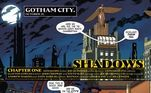 O roteiro desta HQ é de Sam Hamm, o roteirista de Batman (1989) e Batman: O Retorno (1992)