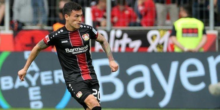 Bayer Leverkusen - Pontos: 47/ Jogos:25  / Vitórias: 14/ Empates:  15/ Derrotas: 6 / Gols: 45