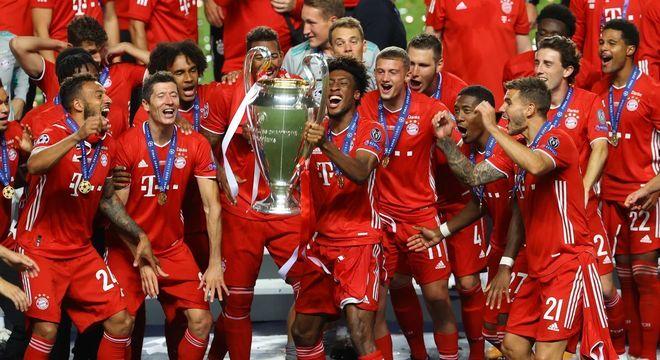 O Bayern campeão de 2019-2020