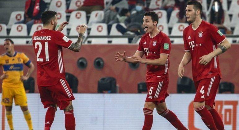 Bayern não precisou se esforçar. Jogou de maneira segura. E venceu 6º título na temporada