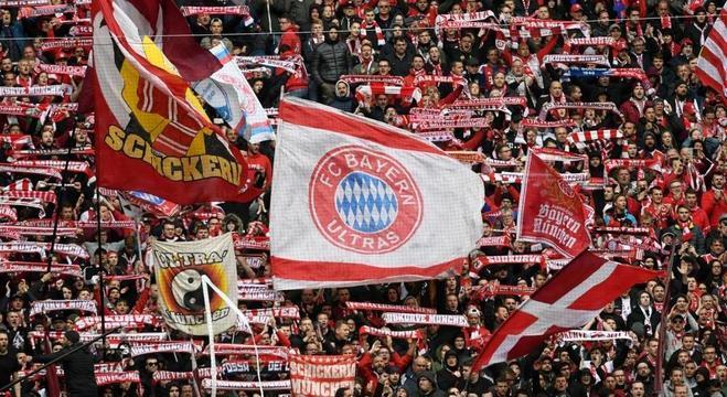 Bayern Muenchen, da Alemanha