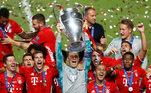 Bayern de Munique, campeão Champions League 2020,