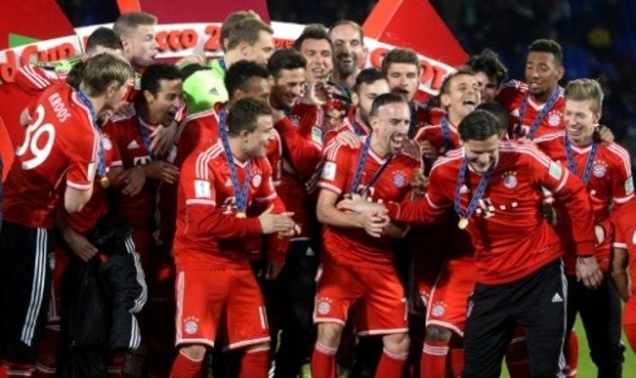 Bayern de Munique conquista o Mundial de Clubes pela terceira vez (Foto: Gerard Julien/ AFP)