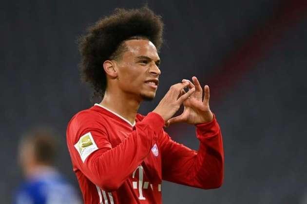 Bayern de Munique: Leroy Sané (25 anos) - Posição: atacante - Valor de mercado: 60 milhões de euros