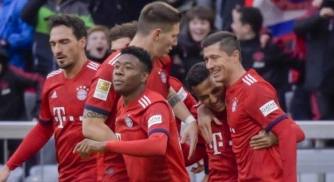Bayern de Munique x Stuttgart