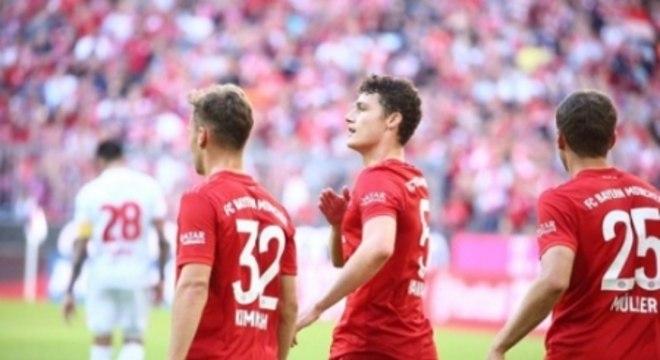 Bayern de Munique x Union Berlin