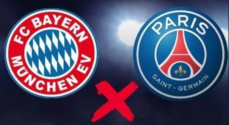 Bayern X PSG