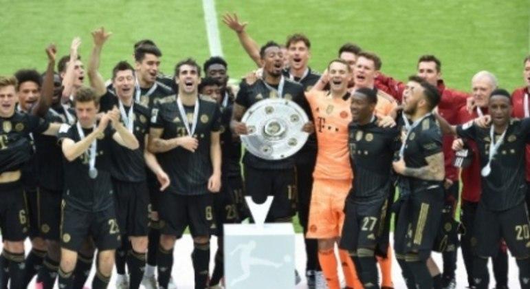 Bayern x Augsburg