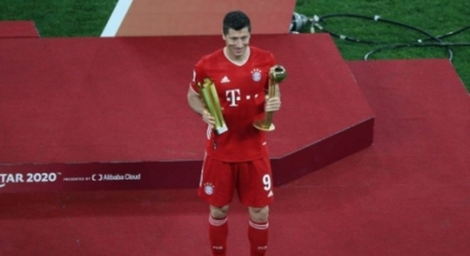 Bayern x Tigres - Final do Mundial de Clubes 2020 - Lewandowski