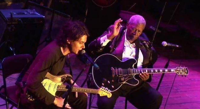 Em 2006, John Mayer fazia dueto incrível com B.B. King; assista