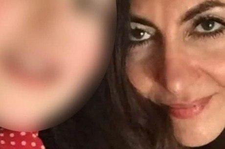 Laleh Shahravesh está sendo processada por dois comentários que publicou na foto do casamento do ex-marido no Facebook