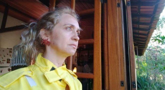 'A lama não deixou vestígios. Ela passou varrendo tudo', diz Silvânia
