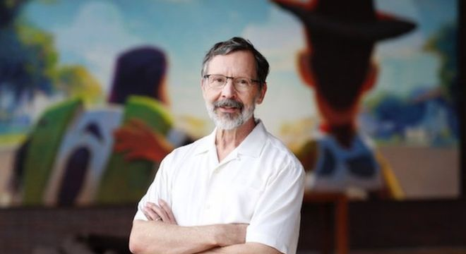 Ed Catmull revolucionou a animação gráfica em 3D