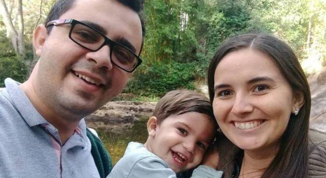 Mailson é casado com Yane Cordeiro, com quem tem um filho, Fernando, de 2 anos